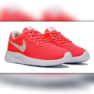 Nike Tanjun Solar Red Sneakers